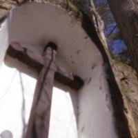 Kříž v Kokořínském dole
